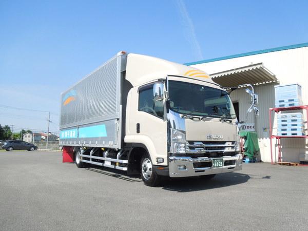 2019/06/26 4t貨物自動車 新車導入