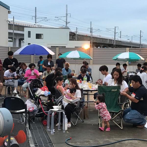 2019/07/20 親睦焼肉大会開催
