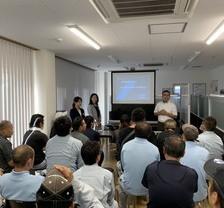 2019/09/06 健康経営セミナー開催