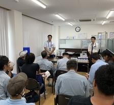 2019/09/06 喫煙セミナー開催