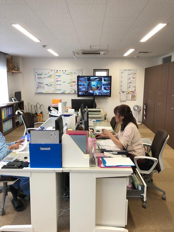 2019/10/07 事務所レイアウト変更