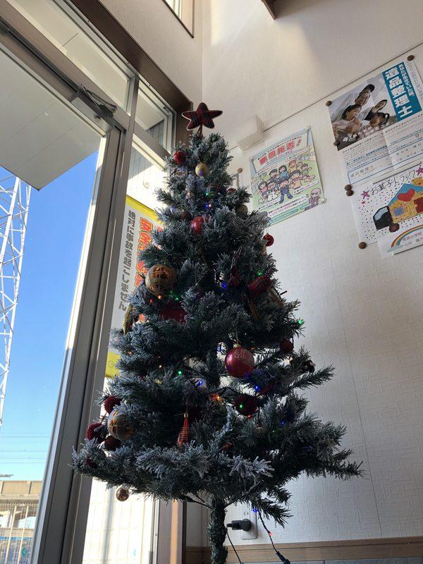 2019/11/30 クリスマスツリー