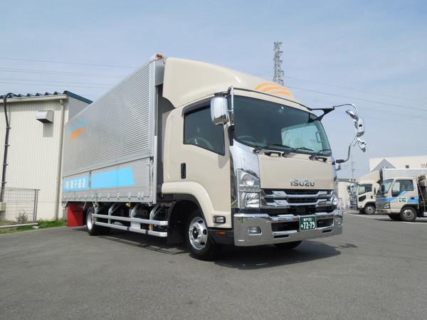 2020/03/26 4トン貨物車新車納車