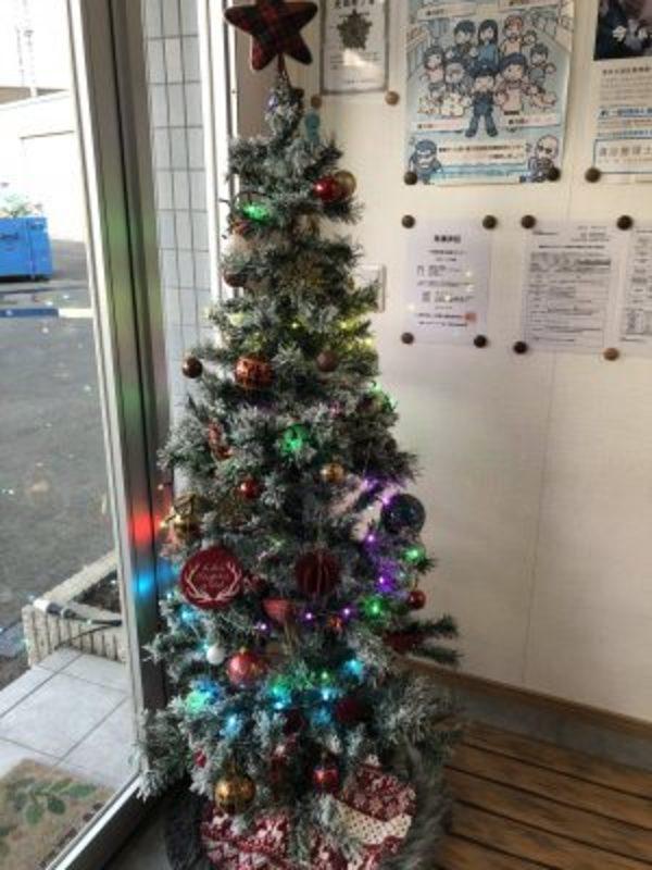 2020/12/01 クリスマスツリー点灯