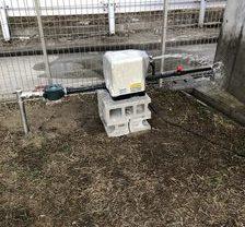 2021/02/09 井戸を掘りました