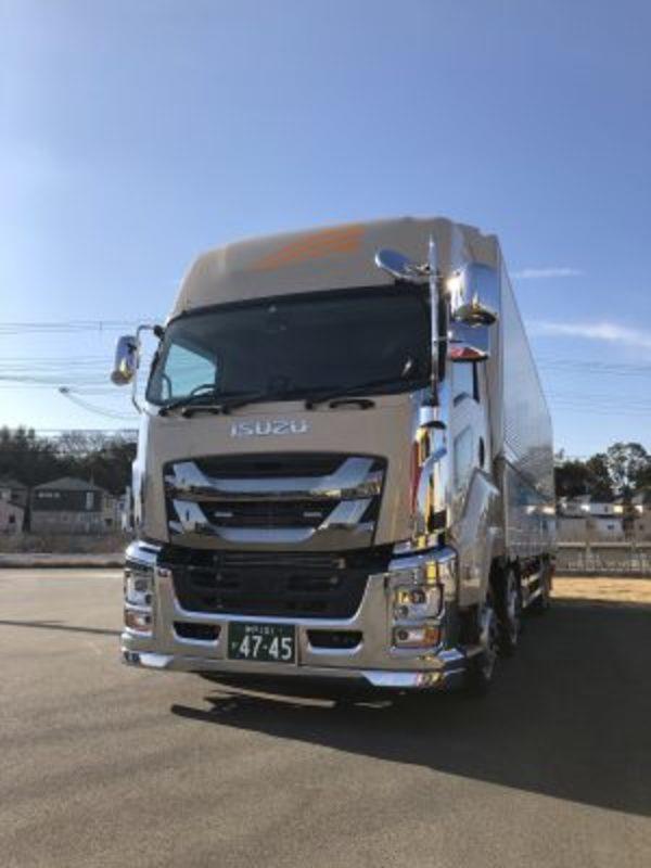 2021/02/25 大型貨物自動車 新車導入