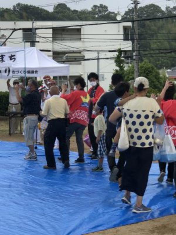 2021/07/04 名谷ふれまち七夕まつりに参加しました